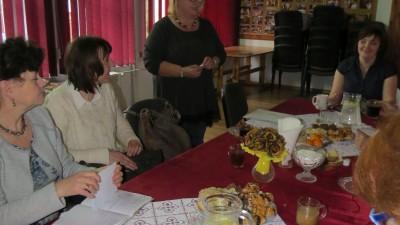 Studyjne spotkanie bibliotekarek z powiatu wabrzeskiego - listopad 2017 r (2)