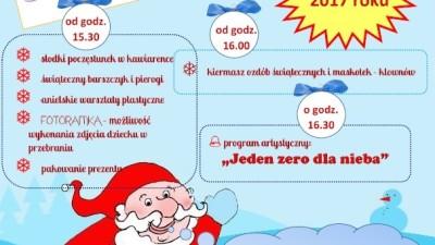 Świąteczna Trójka zaprasza - 8 grudnia 2017 r.