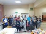 Kibice Miejskiego Klubu Sportowego Unia zorganizowali zbiórkę dla dzieci z Domu Dziecka w Lipnie (1)
