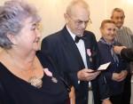 Medale za Długoletnie Pozycie Małżeństwie - 9 stycznia 2018 r. 1 a