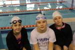 Zawodnicy MUKP PRzyjazne Wody na Mistrzostwach Dzieci i Młodzików w Pływaniu w Mławie - 7 stycznia 2018r (2)