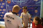Zawodnicy MUKP PRzyjazne Wody na Mistrzostwach Dzieci i Młodzików w Pływaniu w Mławie - 7 stycznia 2018r (N) (1)