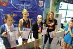 Zawodnicy MUKP PRzyjazne Wody na Mistrzostwach Dzieci i Młodzików w Pływaniu w Mławie - 7 stycznia 2018r (N) (2)