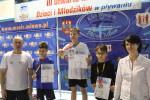 Zawodnicy MUKP PRzyjazne Wody na Mistrzostwach Dzieci i Młodzików w Pływaniu w Mławie - 7 stycznia 2018r (N) (3)