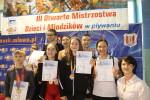 Zawodnicy MUKP PRzyjazne Wody na Mistrzostwach Dzieci i Młodzików w Pływaniu w Mławie - 7 stycznia 2018r (N) (5)