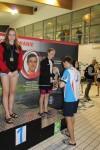 Pływacy z Wąbrzeźna zdobyli 4 medale na Indywidualnych Mistrzostwach Województwa Kujawsko - Pomorskiego w Rypinie (27.01.2018) 2