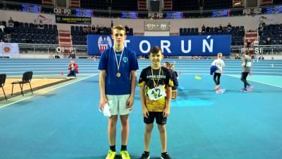 Sukcesy uczniów z SP 3 na Halowych Mistrzostwa Województwa w Lekkiej Atletyce Dzieci i Młodzików (U12 i U16) (2)