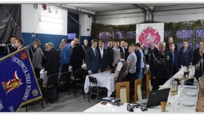 Zebranie sprawozdawcze OSP Wąbrzeźno - 16 lutego 2018 r. Fot.www.zpzosp-wabrzezno.pl