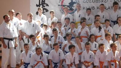 28.04.2018r. karatecy z Wąbrzeźna uczestniczyli w Konsultacjach Kumite Junior Karate KYOKUSHIN województwa kujawsko-pomorskiego (7)