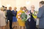 Uroczyste wręczenie Medali za Długoletnie Pożycie Małżeńskie - USC, Wąbrzeźno, 15 maja 2018 r. 10