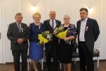 Uroczyste wręczenie Medali za Długoletnie Pożycie Małżeńskie - USC, Wąbrzeźno, 15 maja 2018 r. 11