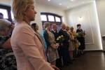 Uroczyste wręczenie Medali za Długoletnie Pożycie Małżeńskie - USC, Wąbrzeźno, 15 maja 2018 r. 3