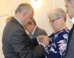 Uroczyste wręczenie Medali za Długoletnie Pożycie Małżeńskie - USC, Wąbrzeźno, 15 maja 2018 r. 6