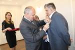 Uroczyste wręczenie Medali za Długoletnie Pożycie Małżeńskie - USC, Wąbrzeźno, 15 maja 2018 r. 7