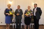 Uroczyste wręczenie Medali za Długoletnie Pożycie Małżeńskie - USC, Wąbrzeźno, 15 maja 2018 r. 8
