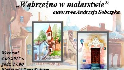 Wernisaż A. Sobczyka