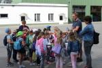 Klasa Ia SP 3 na wycieczce do Niedźwiedzia za zajęcie II m.w konkursie Zamień odpady na klasowe wypady (6)