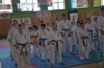 Wąbrzescy karatecyzdobyli 5 medali na I Regionalnym Turnieju Karate Kyokyshin (Kumite) w Gałczewie.9.06.2018r. 2