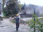 Rozbiórka baraku przy ul. Strażackiej 2 - 9.07.2018r (20)