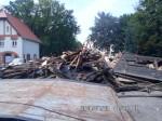Rozbiórka baraku przy ul. Strażackiej 2 - 9.07.2018r (21)