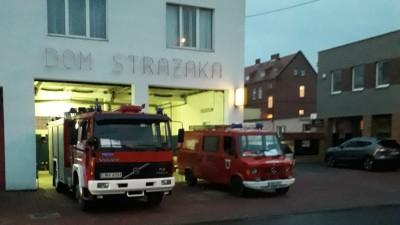 W czasie wczorajszych ulew (17.07.2018) strażacy przyjęli 27 zgłoszeń z prośbą o pomc w usunięciu wody z zalanych piwnic i garaży