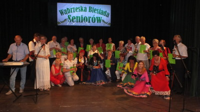 XV Biesiada Seniorów w Wąbrzeźnie (1)
