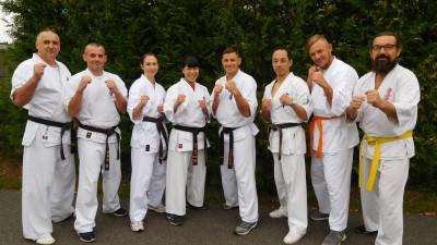 W dniach 23 - 26.08.2018 r. w Bydgoszczy odbył się Letni Obóz Shinkyokushin Karate. Udział w nim wzięli instruktorzy karate z Wąbrzeźna