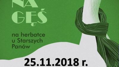 Kabarek Starszych Panów goscić będzie w Wąbrzeźnie - 25.11.2018 r. Informacje w WDK