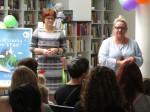 Projekt Mała Książka-Wielki Człowiek w wąbrzeskiej bibliotece (2)