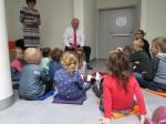 Projekt Mała Książka-Wielki Człowiek w wąbrzeskiej bibliotece (6)