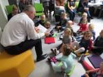 Projekt Mała Książka-Wielki Człowiek w wąbrzeskiej bibliotece (7)