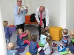 Projekt Mała Książka-Wielki Człowiek w wąbrzeskiej bibliotece (8)
