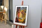Wystawa prac Justyny Zarębskiej w wabrzeskiej bibliotece (13)