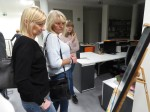 Wystawa prac Justyny Zarębskiej w wabrzeskiej bibliotece (8)