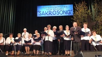 """XVIII Ogólnopolski Festiwal Pieśni Religijnej """"Sakrosong '2018 (9)"""