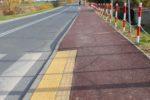 Budowa ścieżki rowerowej - ul. Okrężna - 2 listopada 2018 r. 5