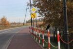 Budowa ścieżki rowerowej - ul. Okrężna - 2 listopada 2018 r. 6