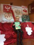 Uczennice Szkoły Podstawowej nr 2 Laura Osiadacz i Zuzanna Rusinek odniosły sukces na I Konkursie Pieśni i Utworów Patriotycznych w Golubiu-Dob (4)