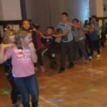 Taneczne spotkanie w WDK - Mikołajki 2018 r (8)