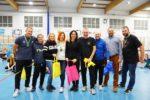 UKS Vambresia Worwo na turnieju w Dopiewie - 30.11.-2.12.2018r.