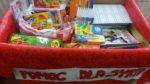 Uczniowie SP 2 wzięli udział w akcji Warto być bohaterem - zbierali dary dla dzieci z Syrii (5)