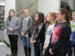 Uczniowie kl. VI SP 2 na lekcji bibliotecznej w Miejskiej i Powiatowej Bibliotece Publicznej - 4 grudnia 2018r (4)