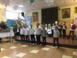 Grupa Wiewiórki z Przedszkola mIejskiego Bajka z wizytą u Domu Pomocy Społecznej - 10 stycznia 2019 r (11)