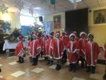 Grupa Wiewiórki z Przedszkola mIejskiego Bajka z wizytą u Domu Pomocy Społecznej - 10 stycznia 2019 r (7)
