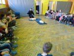 Podczas pierwszego tygodnia ferii w Szkole Podstawowej nr 2 w Wąbrzeźnie odbywały się półkolonie zimowe dla uczniów z klas 1 - 5. Styczeń 2019 r (1)