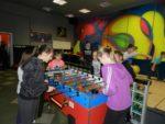 Podczas pierwszego tygodnia ferii w Szkole Podstawowej nr 2 w Wąbrzeźnie odbywały się półkolonie zimowe dla uczniów z klas 1 - 5. Styczeń 2019 r (2)