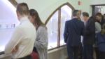 Wernisaż wystawy prac Juli Trzcińskiej odbył się 9 stycznia 2019 r. Wystawa czynna będzie do 10 lutego br (1)