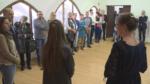 Wernisaż wystawy prac Juli Trzcińskiej odbył się 9 stycznia 2019 r. Wystawa czynna będzie do 10 lutego br (11)