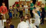 Tematem ostatnich warsztatów animacyjnych dla dzieci, które odbywają się w WDK, była Wielkanoc (1)