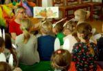 Tematem ostatnich warsztatów animacyjnych dla dzieci, które odbywają się w WDK, była Wielkanoc (10)